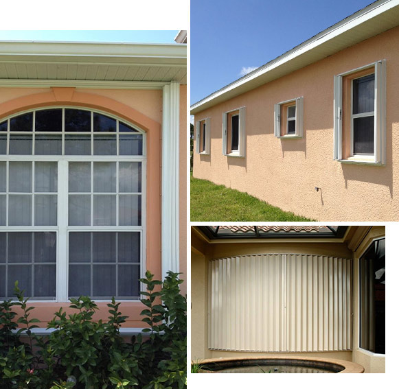 Accordion Shutter Sales, Installations, and Repair | High Wind Shutters SWFL