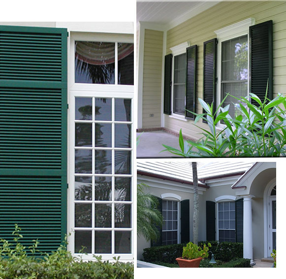 Colonial Shutter Sales, Installations, and Repair | High Wind Shutters SWFL