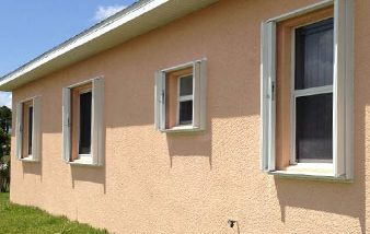 Hurricane Protection Products Accordion Shutters   High Wind Shutters SWFL